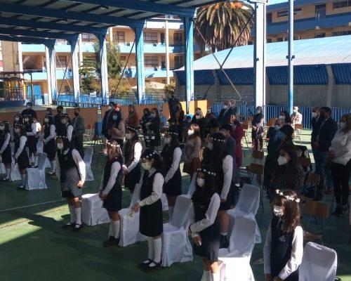 Eucaristía de primeras comuniones 19 junio 2021