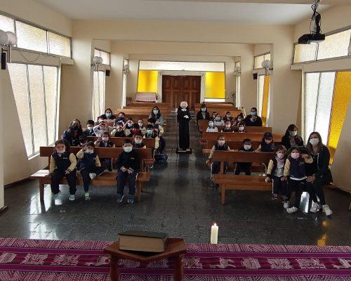 Liturgia semana de Mary Ward, Educación Parvularia